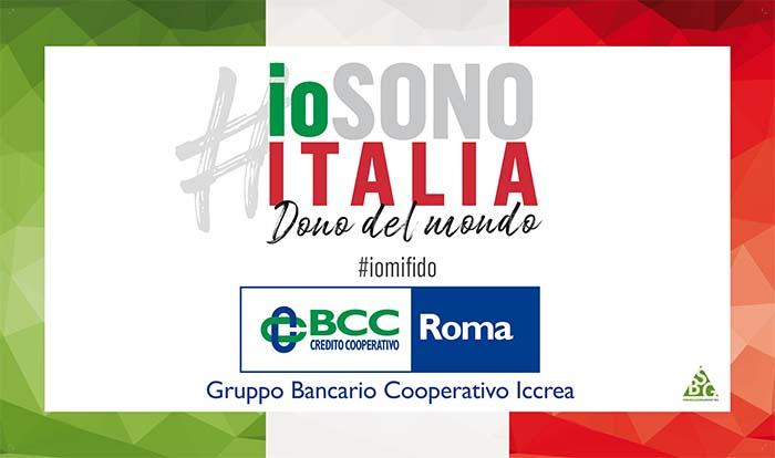 Campagna Io Sono Italia