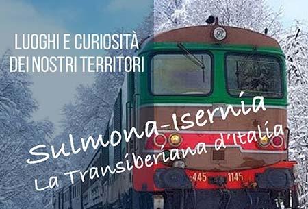 Immagine treno Sulmona - Isernia, la transiberiana d'Italia