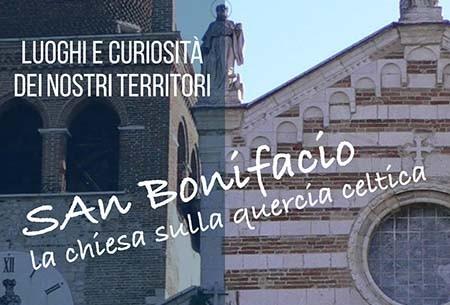 San Bonifacio, la chiesa sulla quercia celtica