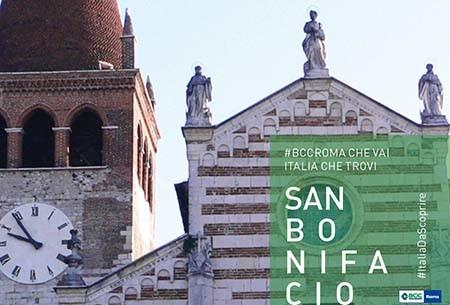 San Bonifacio, tra zucchero e vino