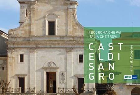 Castel di Sangro, la porta degli Abruzzi