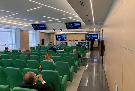 Assemblea dei soci di BCC Roma 23 aprile