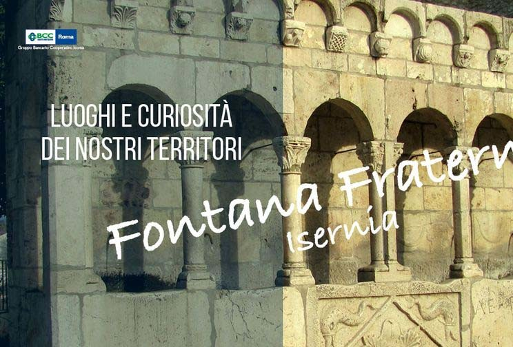 Immagine Fontana Fraterna