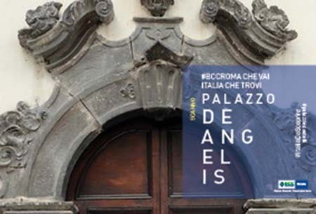 Immagine Palazzo De Angelis a Scanno